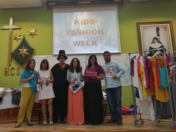 Proyecto Educativo: Kids Fashion Week